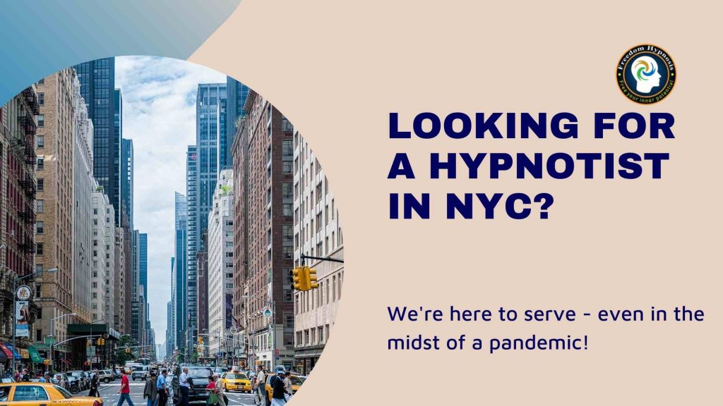 looking for hypnosis nyc