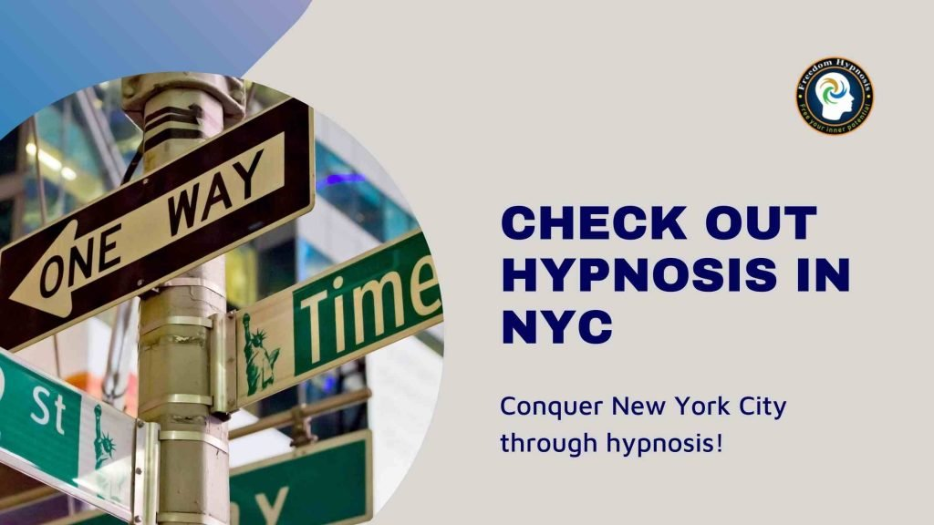 nyc street signs point to hypnosis nyc