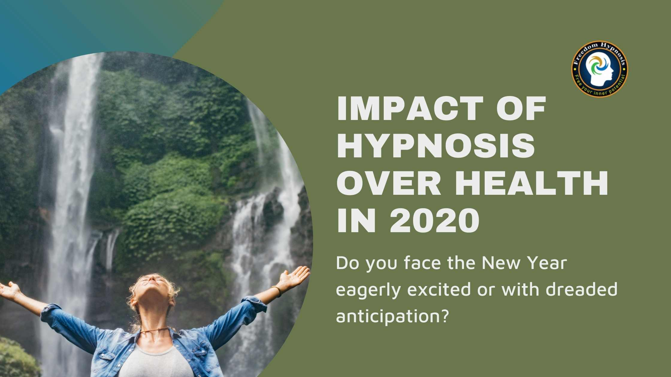 welcome 2020 positively with hypnosis NYC
