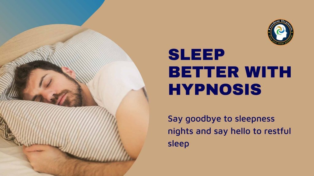 man sleeping peacefully   sleep better with hypnosis   freedom hypnosis nyc